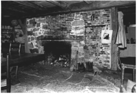 St. George Mosquito Island House interior (1982)