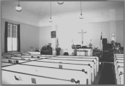 Union River Evangelical Church Interior (1995)
