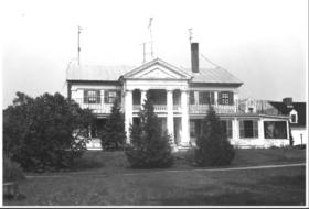 Vassalboro Mill Agent's House (1983)