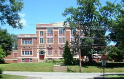 Waterville High School former