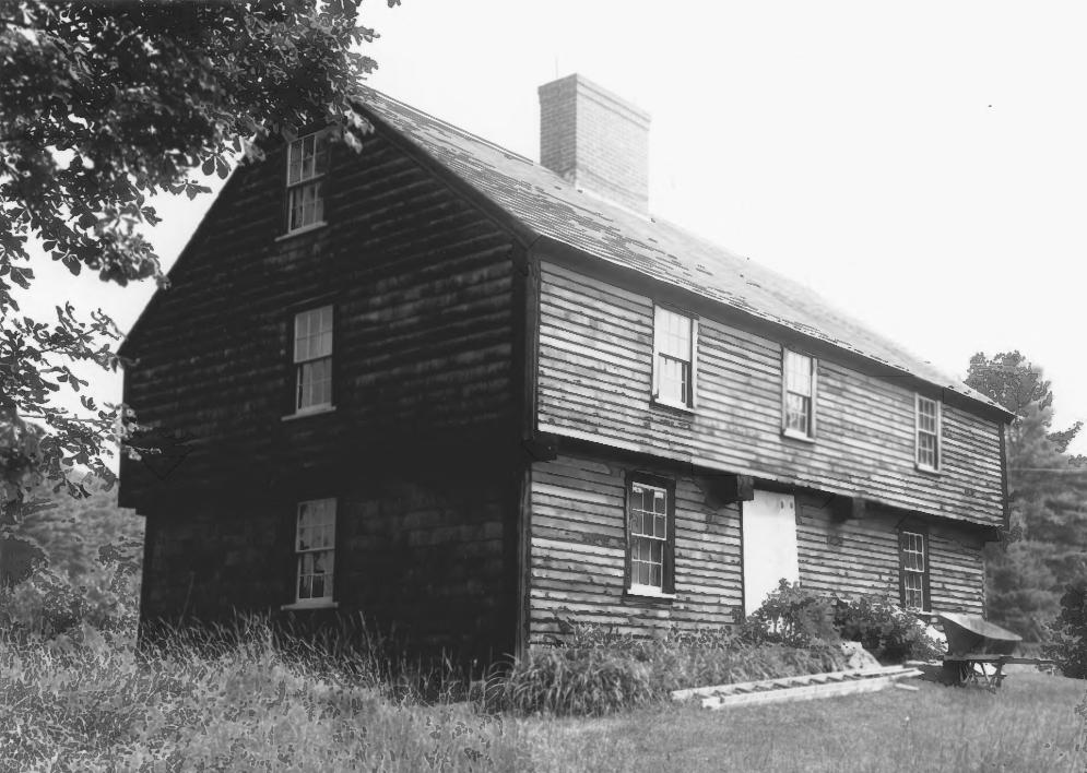 McIntire Garrison House 1967