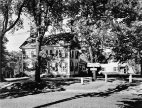 "The ""Stowe House"" c. 1950"