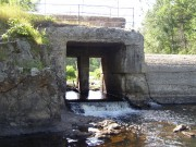 Old Dam on the Sheepscot River at Head Tide (2004)