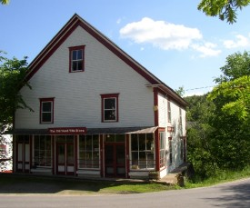 """""""The Old Head Tide Store"""" in the Historic District (2004)"""