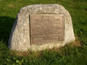 Benedict Arnold Expedition Memorial in Anson