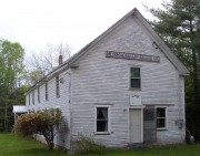 Medomak Valley Grange in Burkettville (2003)