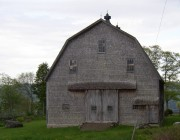 Barn on Route 105 in Appleton (2003)