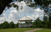 Bandstand Near the Fairgrounds (2003)