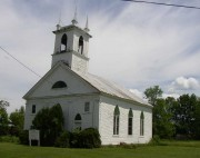Athens 1840 Community Meeting House (2003)