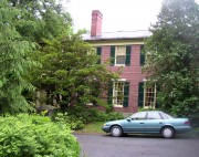 Governor Samuel Cony House in Augusta (2005)