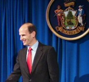 Governor John E. Baldacci (2009)