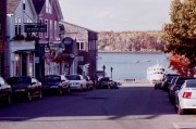 Photo: Downtown Bar Harbor (2001)