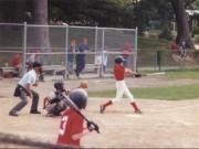 Summer League Baseball in Portland (c.1998)