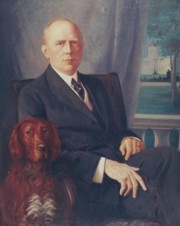 Percival P. Baxter (courtesy Maine State Museum)