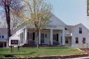 Boothbay Harbor Memorial Library (2002)