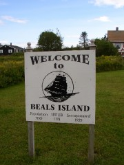 Sign: Welcome to Beals Island (2004)