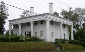 Johnson-Pratt House on Primrose Hill (2003)
