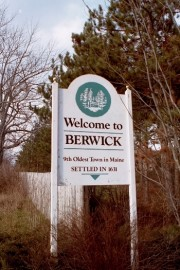 sign: Welcome to Berwick (2001)