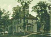 Gould's Academy, postcard c. 1905