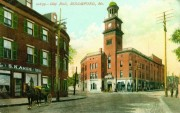 Biddeford City Hall (postcard c. 1908)
