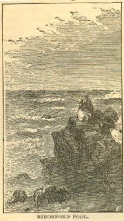Biddeford Pool from A Gazetteer of the State of Maine