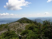 Avery Peak from West Peak  (2003)