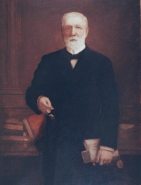James G. Blaine, courtesy Maine State Museum