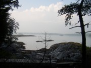 Harpswell Sound from a Coastal Studies Center Trail (2005)