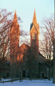 Bowdoin Chapel (2001)