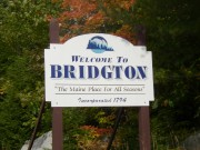 Sign: Welcome to Bridgton (2004)