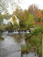 Old Dam Site in the Village (2004)