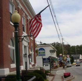 Maine Street Bridgton (2004)