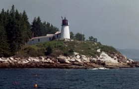 Burnt Island Light Station (2001)