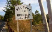 Sign: Welcome to Brooklin (2003)