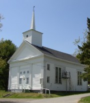 East Bucksport Methodist Church (2004)