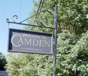 Sign: Welcome to Camden