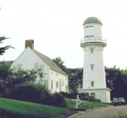 Retired Light at Two Lights (2002)