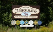 Sign: Welcome to Caribou (2003)
