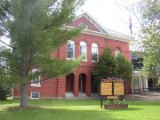 Aroostook County Courthouse, older portion (2003)