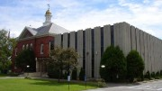 Aroostook County Courthouse, newer portion (2003)