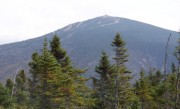 Sugarloaf with Ski Trails from the AT