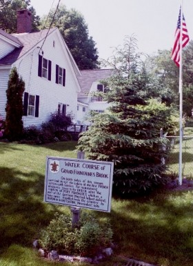 Historic Site in Castine (2001)