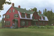 Main Cottage at Campobello