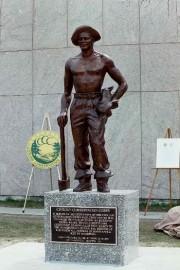 CCC Memorial Dedication, 2001
