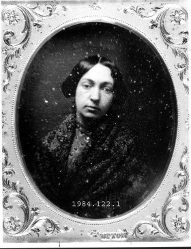 Frances C. A. Chamberlain, courtesy Pejepscot Historical Society, Brunswick