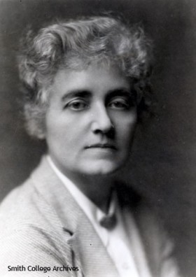 Mary Ellen Chase, professor English, May, 1933