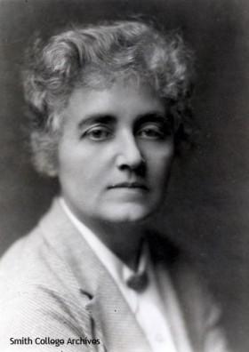 Mary Ellen Chase, professor English, May, 1933