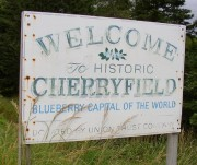 Sign: Welcome to Cherryfield (2004)