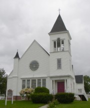 First Baptist Church on Main Street (2004)