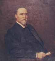 Henry B. Cleaves (courtesy Maine State Museum)